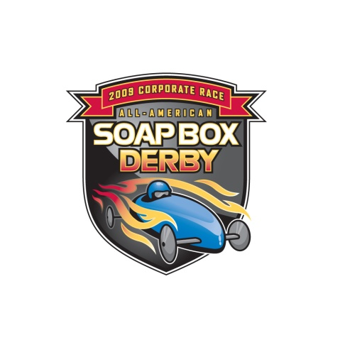 Soap Box Derby Corporate RaceLogo