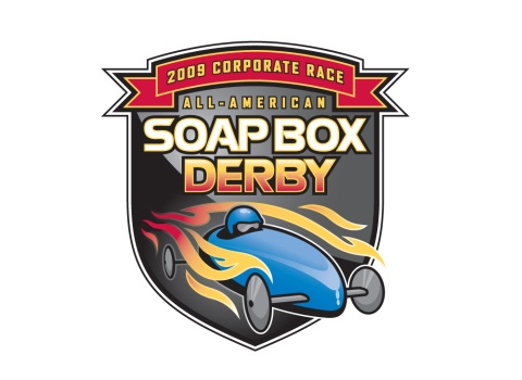 Soap Box Derby Corporate Race Logo