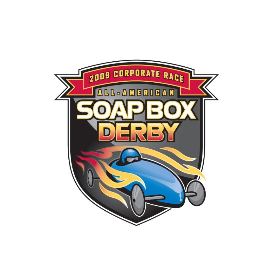 Soap Box Derby Corporate Race Logo