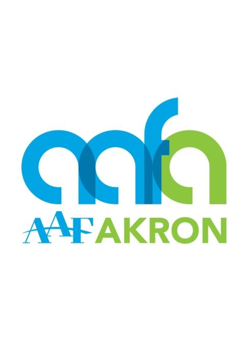 AAF-Akron Logo