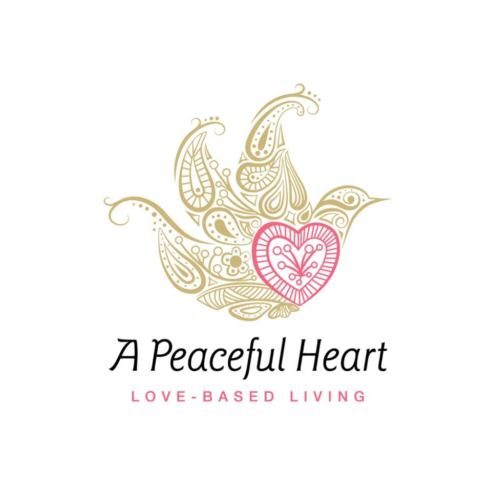 A Peaceful Heart Logo