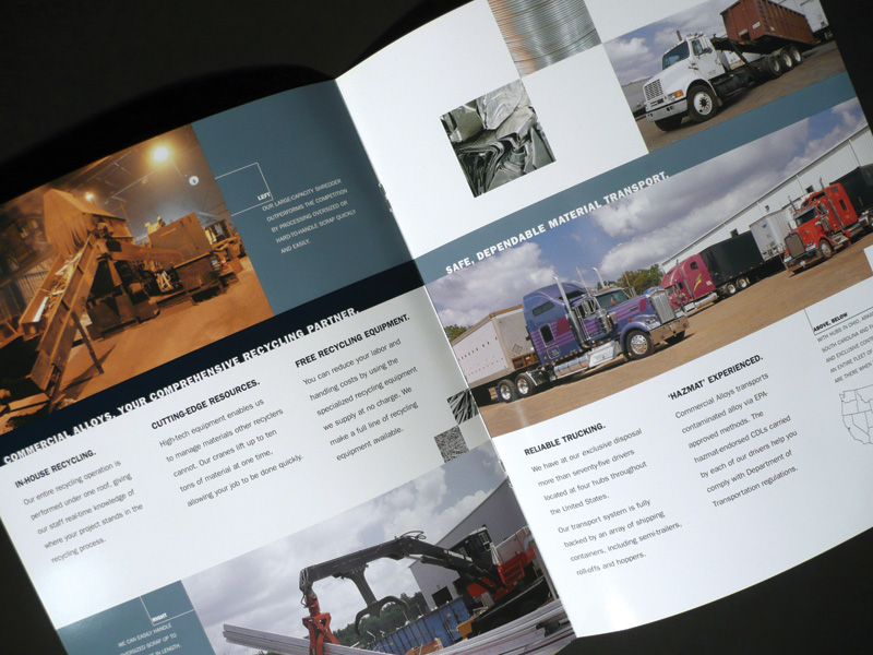 Commercial Alloys Brochure