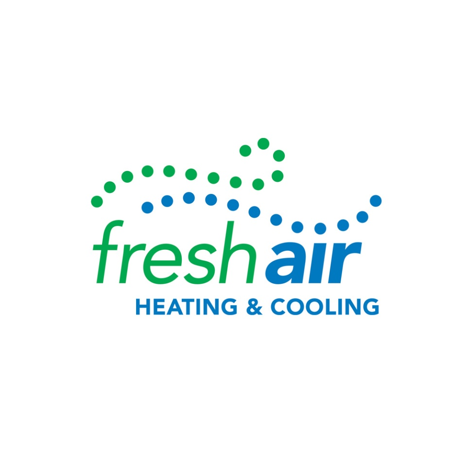 Fresh Air Heating And Cooling Logo