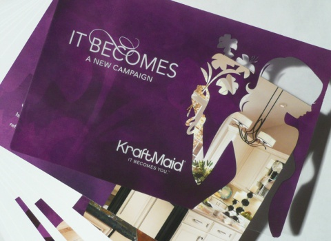 KraftMaid Launch Mailer