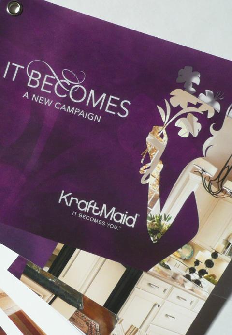 KraftMaid Launch Mailer