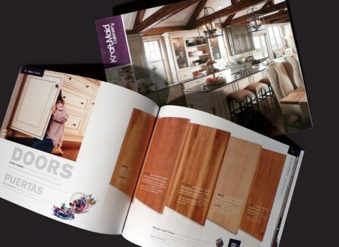 KraftMaid Consumer Brochure