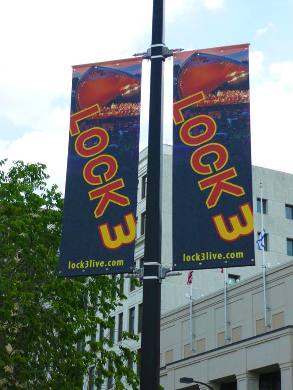 Lock 3 Banners
