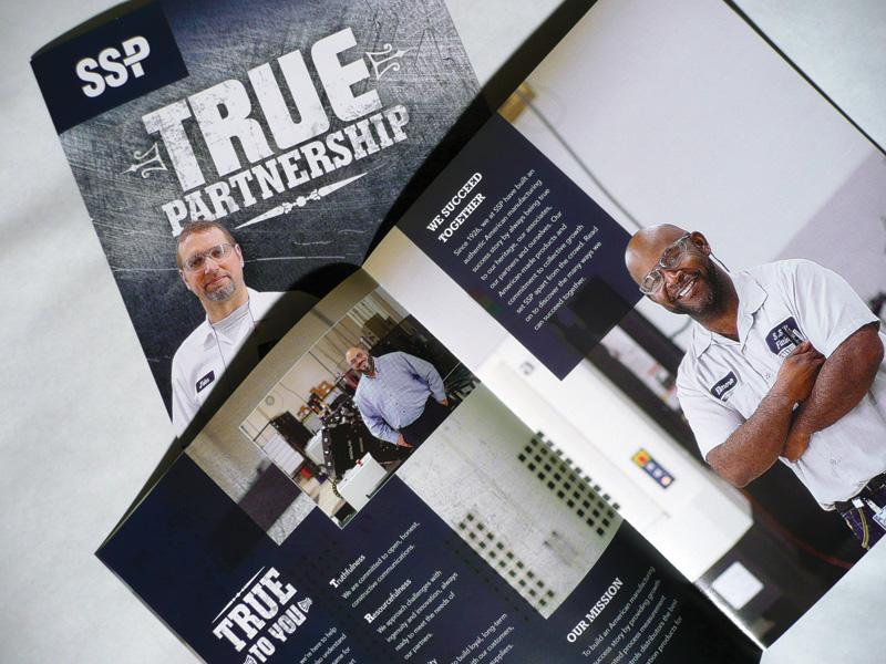 SSP Capabilities Brochure