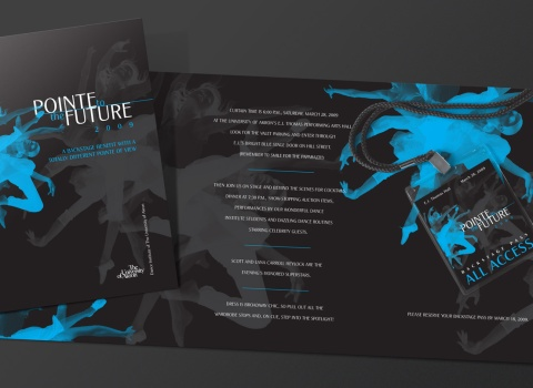 The University Of Akron Dance InstituteInvitation