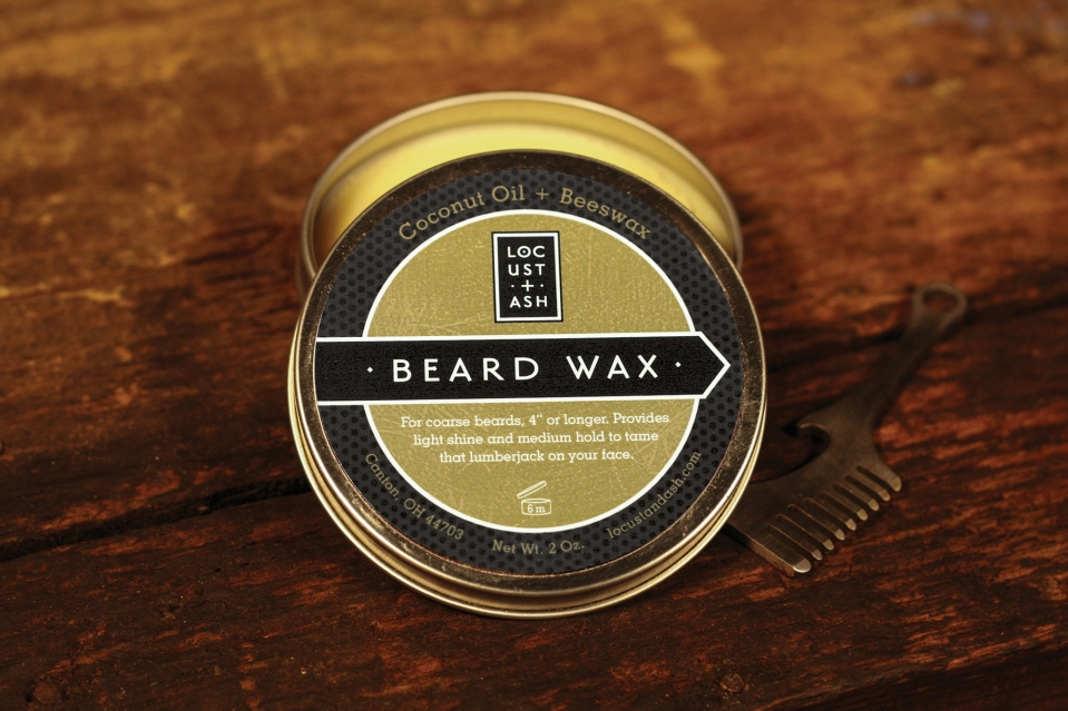 Beard Wax Coconut Oil+Beeswax