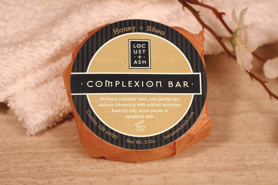 Complexion Bar Honey+Shea
