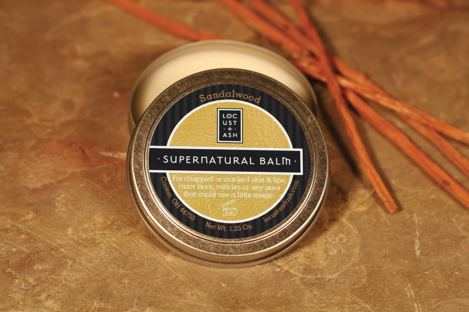 Supernatural Balm Sandalwood