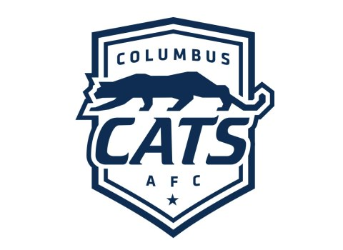 Columbus Cats Australian Football Club Logo