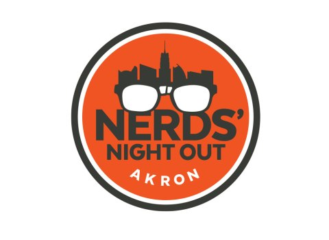 Nerd's Night Out Logo