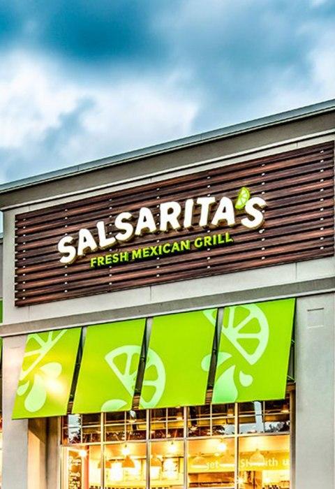 Salsarita's Fresh Mexican GrillLogo